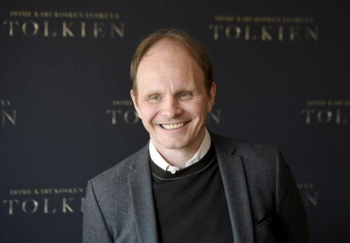 Dome Karukosken edellinen ohjaustyö, toinen taiteilijaelämäkerta Tom of Finland, sai ensi-iltaviikonloppunaan vajaat 19000 katsojaa. LEHTIKUVA / MARKKU ULANDER