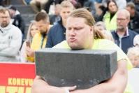 Mika Törrö saavutti ensimmäisen kansainvälisen kisan voittonsa Imatralla - myös säkinheiton uusi SE-tulos jäi vyölle