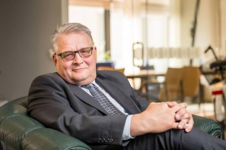Pohjois-Karjalan kauppakamarin toimitusjohtajan Matti Vuojärven mukaan maakunnan yritysten investointikyky on edennyt samassa linjassa koko maan tulosten kanssa. Arkistokuva.