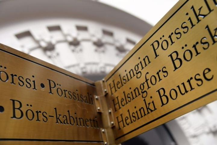 Helsingin pörssi on tänään auki viimeistä päivää tänä vuonna. Yleisindeksi on noussut kymmenen prosenttia vuoden alusta. LEHTIKUVA / MARKKU ULANDER