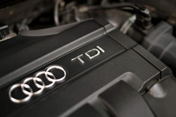 Audille on määrätty sakot poikkeamisesta dieselmoottoreita koskevista määräyksistä. LEHTIKUVA/AFP