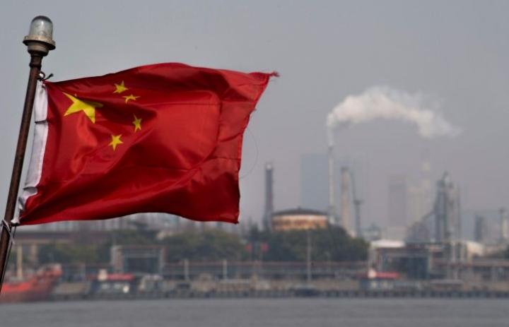 Tiedotusvälineiden kertoman mukaan ranskalaiset vakoilijat vuotivat tietoja Kiinalle. Lehtikuva/AFP
