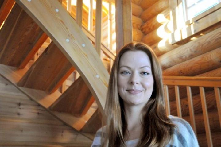 Anna Easteden toivoo pääsevänsä Suomeen taas tänä vuonna.