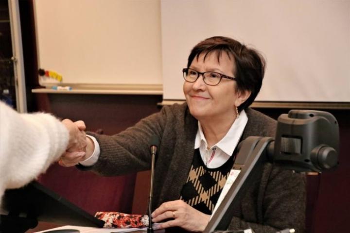 Eeva-Liisa Auvinen jäi virallisesti eläkkeelle Kiteen kaupunginjohtajan tehtävästä 1. huhtikuuta 2021, mutta hän jäi vuosilomalle ja palkalliselle virkavapaalle jo viime kesänä.