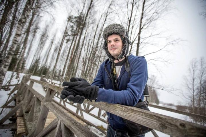Jos Jason Tiilikainen voisi, hän siirtäisi Etelä-Afrikasta Suomeen pari kaunista vuorta. Täällä hän odottaa vielä joskus pääsevänsä kuvaamaan revontulia.