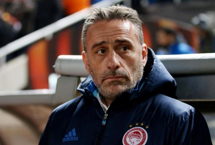 Portugalilainen valmentaja Paul Bento sai potkut Kiinan Superliigan seuralta Chongqing Lifanilta. LEHTIKUVA/AFP