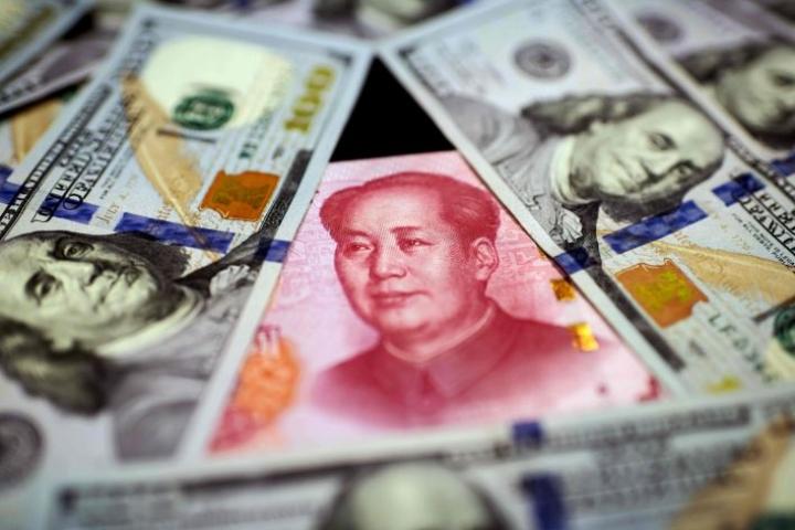 Yhdysvaltain ensimmäisen vaiheen kauppasopimus Kiinan kanssa on yleisesti ottaen myönteinen asia, koska se on ensimmäinen positiivinen askel kauppasodassa kahteen vuoteen, EK:sta arvioidaan. LEHTIKUVA/AFP