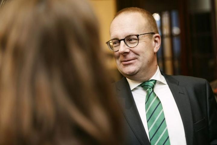 SAK:n puheenjohtajan Jarkko Elorannan mukaan työllisyysryhmien rooliksi näyttää jääneen tausta- ja valmistelumateriaalin tuottaminen. LEHTIKUVA / Roni Rekomaa