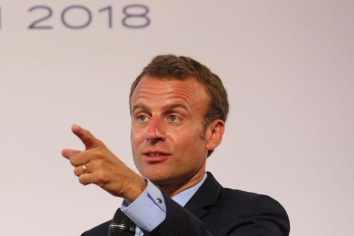 Ranskan ja Venäjän väliset suhteet ovat olleet jännitteiset viime aikoina. LEHTIKUVA/AFP