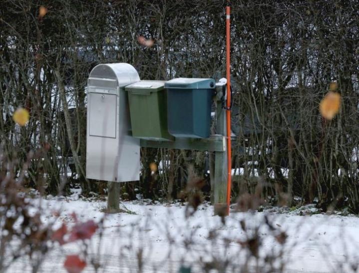 Kuvituskuva. Jakelupäällikkö Kari Kareisen mukaan olisi hyvä, jos postilaatikossa olisi sekä nimi että talon numero.