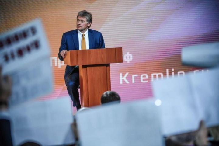 Putinin tiedottajan Dmitri Peskovin tytär Elizaveta Peskova opiskelee oikeustiedettä Ranskassa. LEHTIKUVA/AFP