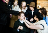 Teatteri Rajarikko esittää tänä keväänä Mika Waltarin näytelmän