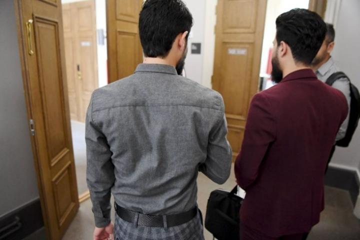 Poliisi alkoi selvittää veljesten mahdollista osallisuutta joukkomurhaan samana vuonna, kun useat Suomessa oleskelevat irakilaiset ottivat yhteyttä poliisiin.  LEHTIKUVA / JUSSI NUKARI
