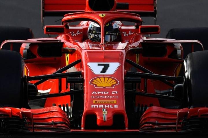 Ferrarin Kimi Räikköselle kausi lienee viimeinen formula ykkösissä