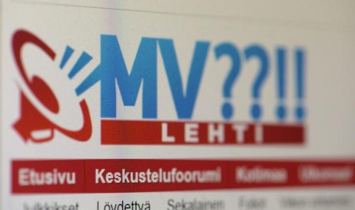 MV-julkaisun päätoimittajaa Ilja Janitskinia epäillään muun muassa kiihottamisesta kansanryhmää vastaan ja törkeästä kunnianloukkauksesta. LEHTIKUVA / Heikki Saukkomaa