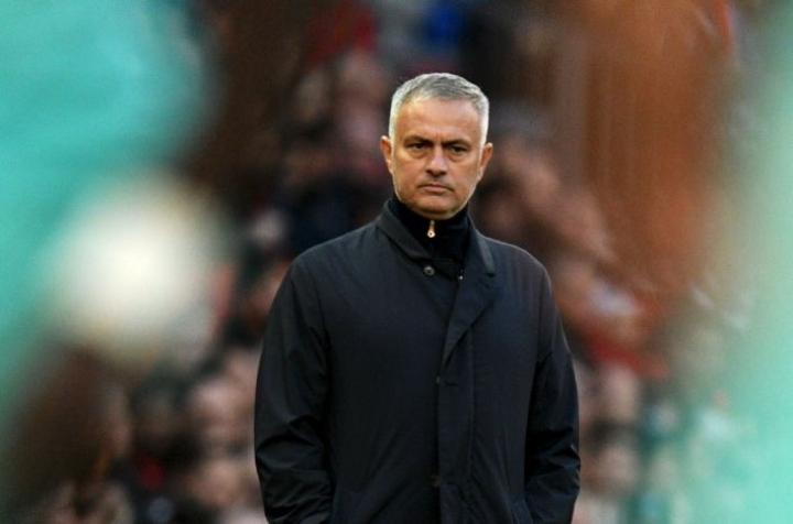 Mourinholla on perjantai-iltaan asti aikaa vastata syytöksiin. Lehtikuva/AFP
