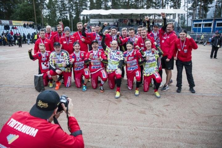 Joensuun Maila saavutti viime kauden päätteeksi pronssia.