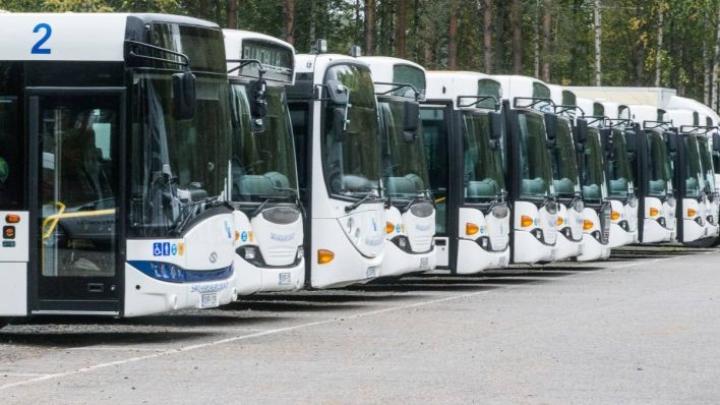 Syyskuussa 2015 muun muassa bussit jäivät varikolle, kun ammattijärjestöjen poliittinen mielenilmaus Sipilän hallituksen esittämiä työelämäkiristyksiä vastaan pysäytti joukkoliikenteen.