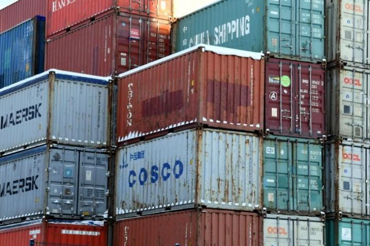 Kiinan tuonti Suomeen oli vielä 2000-luvun alussa miljardin euron tuntumassa. Jo vuonna 2007 tuonnin arvo oli noussut 4,5 miljardiin. LEHTIKUVA / JUSSI NUKARI