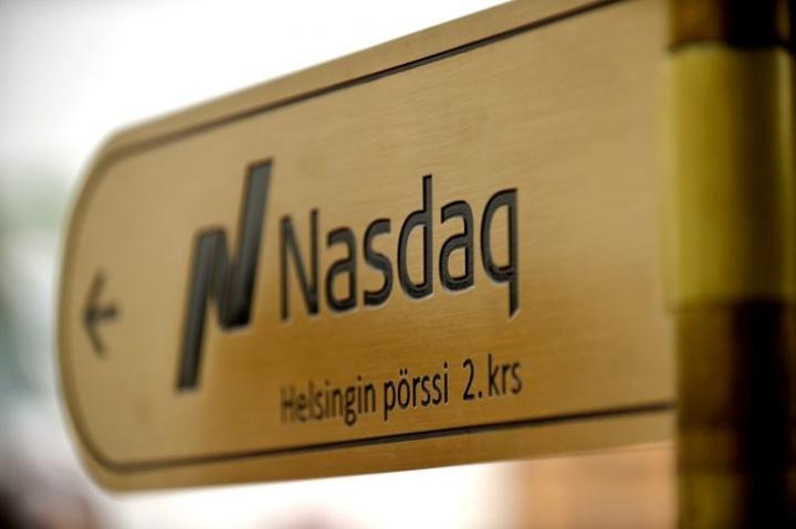 Helsingin pörssin yleisindeksi kohosi 2,39 prosenttia. LEHTIKUVA / ONNI OJALA