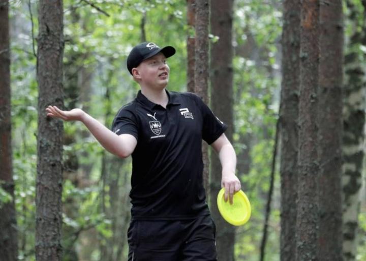 Vuorelan Veikkojen Jesse Nieminen varmisti voiton sunnuntain loppuväylillä.