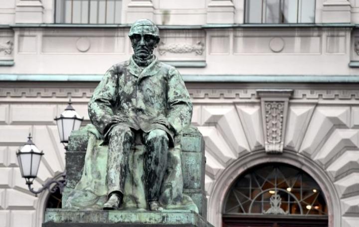 Suomen valtion luottoluokitus kuitenkin pysyi Fitchillä tasolla AA+. LEHTIKUVA / JUSSI NUKARI