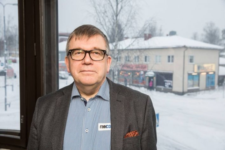 Marku Ekberg.