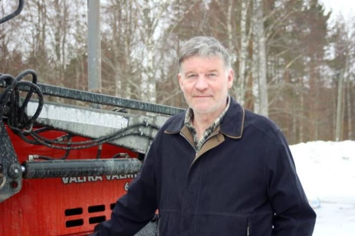 Asko Mustonen arkistokuvassa keväältä 2016.