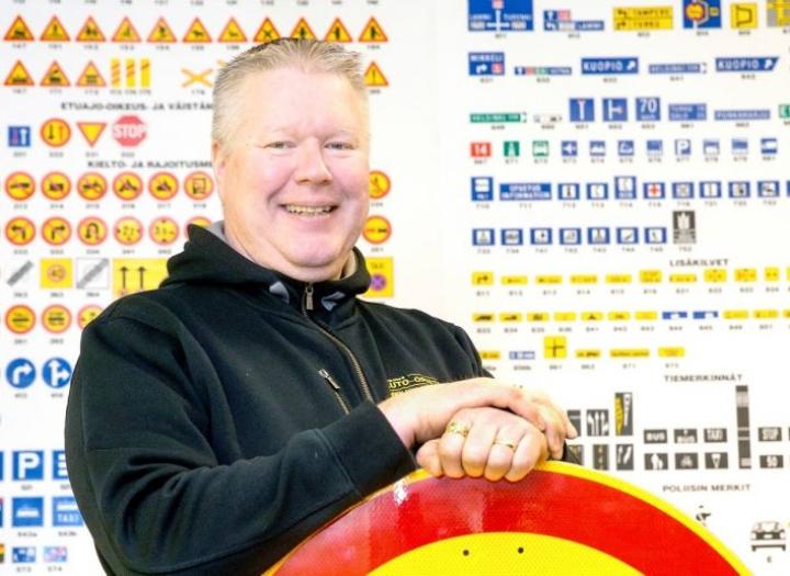 Marko Käyhkön mukaan liikennekäyttäytyminen on mennyt aiempaa parempaan suuntaan Joensuussa. Varsinkin joustavuus on lisääntynyt.