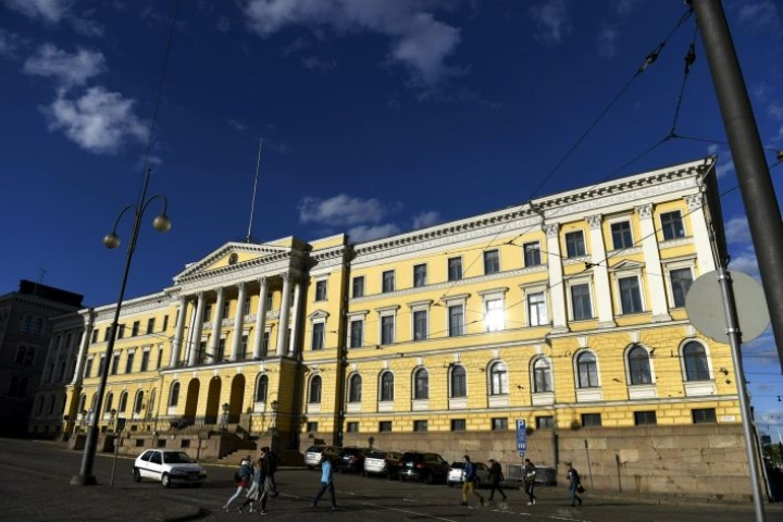 Tulevan hallituksen kokoonpano määrittää ilmastopolitiikan linjan. LEHTIKUVA / Vesa Moilanen