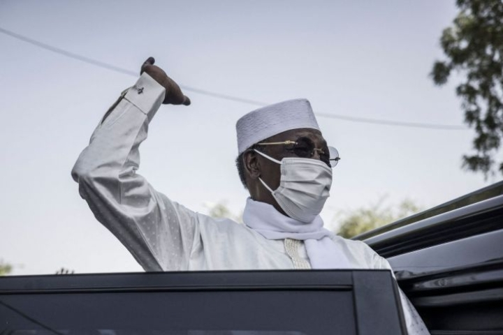 68-vuotias presidentti ehti pitää valtaa maassa kolmen vuosikymmenen ajan. LEHTIKUVA/AFP