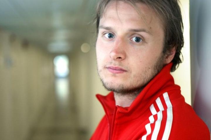 Juha Sten arkistokuvassa vuodelta 2012.