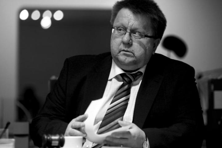 Pekka Hyvärinen kuoli pitkäaikaiseen sairauteen kotonaan viime yönä. Hän oli 68-vuotias. LEHTIKUVA / MIKKO STIG