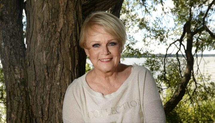 Katri Helenan 55-vuotisjuhlakonserttisarjan loppuosan on määrä toteutua syksyllä. LEHTIKUVA / VESA MOILANEN