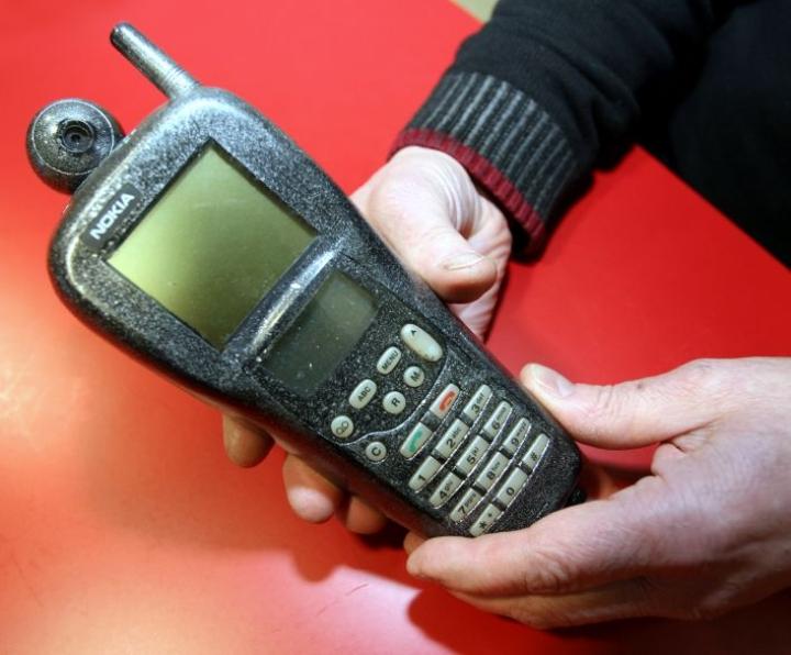 Veijo Vaakanainen esitteli Nokialle tämän kameran ja kännykän yhdistelmän jo vuonna 1999. Tuolloin hänen ideansa torjuttiin.