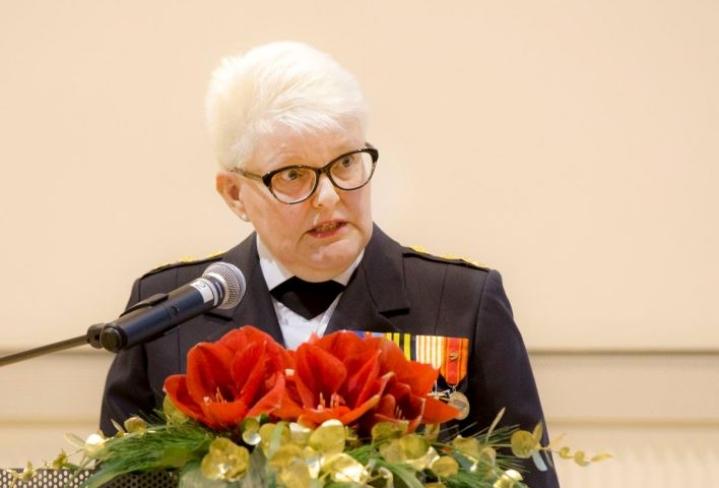 Pelastusopiston rehtori Mervi Parviainen palaa töihin. Perjantaina tuli julki, että syyttäjä vaatii hänelle sakkoja erikoisen välienselvittelyn takia.