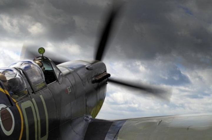 Ruotsin vakoilulentoihin käyttämät Spitfire-hävittäjät saavuttivat legendaarisen maineen torjuessaan kesällä 1940 natsi-Saksan pommituskonelaivueita.