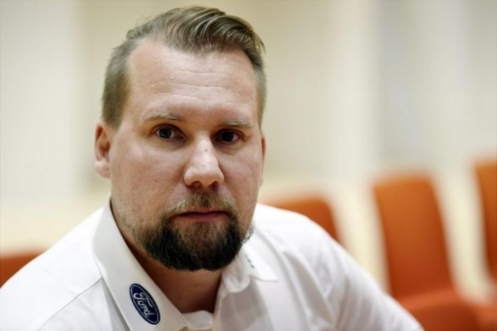 Sami Kurttila sanoo, että ensimmäiset ajatukset valmennusfilosofiasta kohtasivat heti. LEHTIKUVA/Antti Aimo-Koivisto
