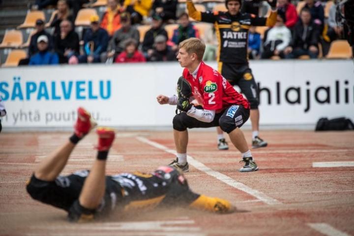 Jesse Eskelisen ja Kiteen Pallon kausi päättyi keskiviikkona Kouvolassa.