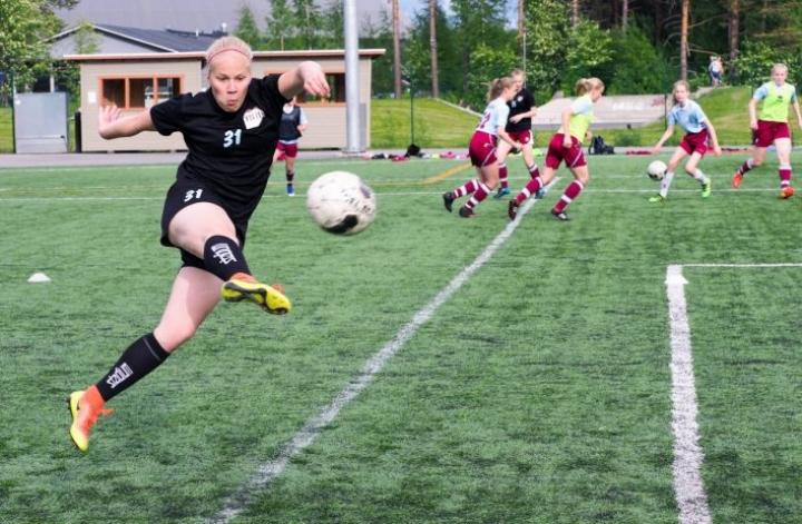 Kia Voutilaisen maalilla FC Hertta nipisti Vaasasta yhden sarjapisteen.