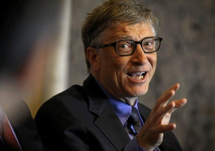 Bill Gates on maailman varakkain ihminen..