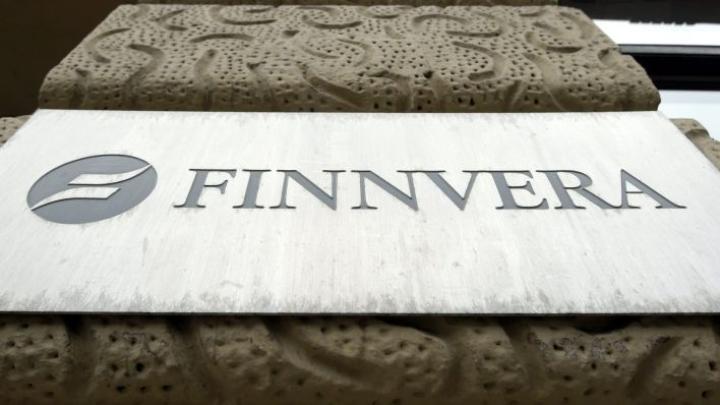 Finnvera-konsernin viime vuoden tulos oli 748 miljoonaa euroa tappiollinen. LEHTIKUVA / MARKKU ULANDER