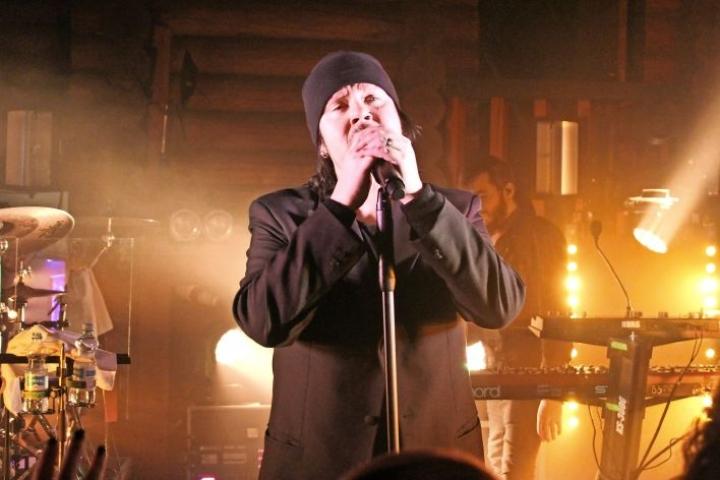 Joensuulaislähtöinen muusikko Aki Tykki on yksi Elävänä Karjalassa -konsertti-illan esiintyjistä.