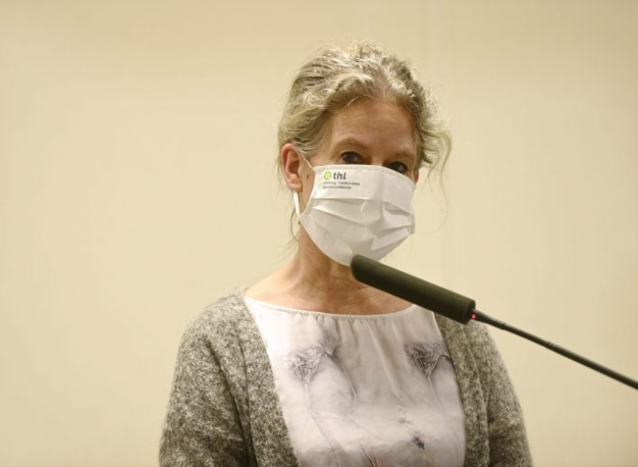 THL haluaa varmistaa, että näyttö rokotteen turvallisuudesta tukee päätöstä, Nohynek kertoi STT:lle. LEHTIKUVA / ANTTI AIMO-KOIVISTO