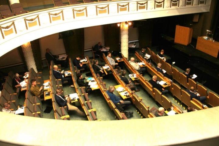 Joensuun kaupunginvaltuustossa on 59 valtuutettua.