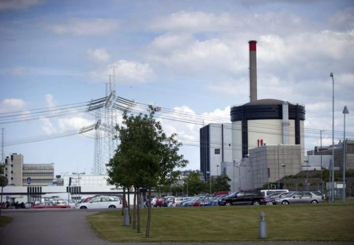 Ringhalsin ydinvoimalan sulkemisesta on kiistelty. Voimalan kakkosreaktori suljetaan tänään.  LEHTIKUVA / AFP